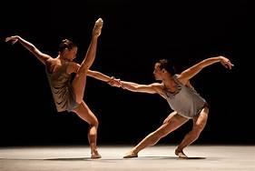gymnastic play by girls