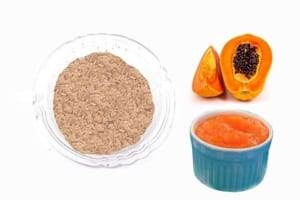 PAPAYA AND MULTANI MITTI