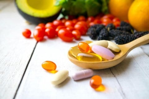 Organic Nutritional Supplements