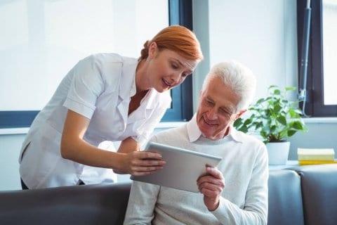 Digitized Senior Care