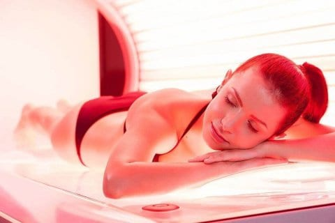Infrared Tanning Beds